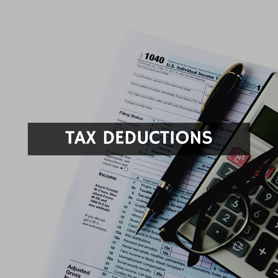 Home Office Tax Deductions For Service Contractors