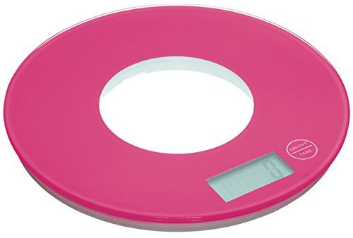 Kitchen Craft Colourworks 5 Kg/11 Lbs Digital Kitchen Scales   Pink Kitchen  Craft Http