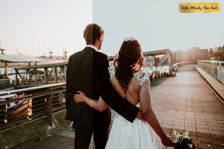 Moody Film Feel Preset Pack Wedding Video Songs Wedding Videos Wedding Video