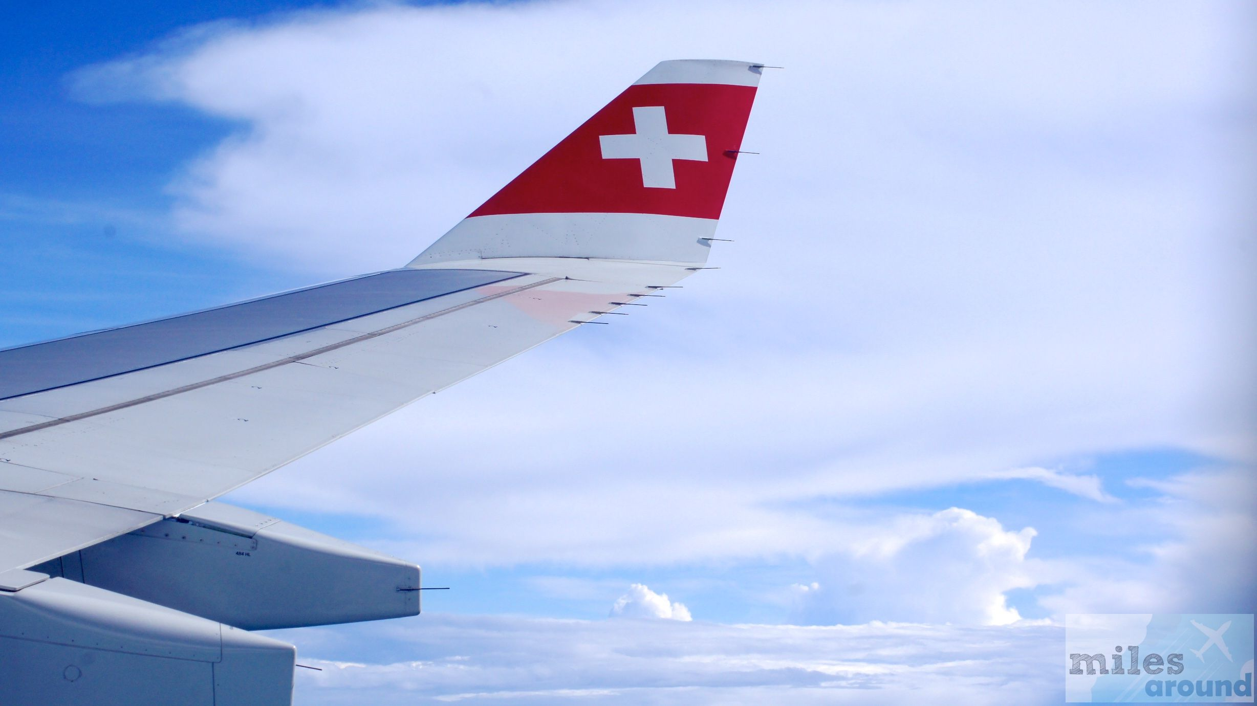 SWISS A340300 Winglets Check more at http//www.miles
