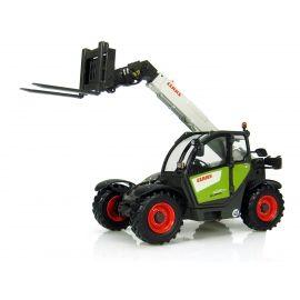 tracteur claas scorpion 6030 avec fourche