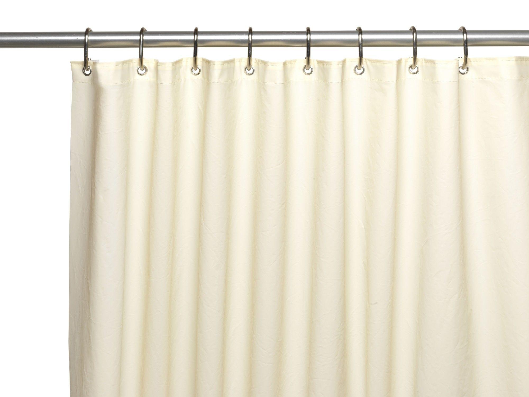 Kirsten Shower Curtain Liner Shower Liner Fabric Shower