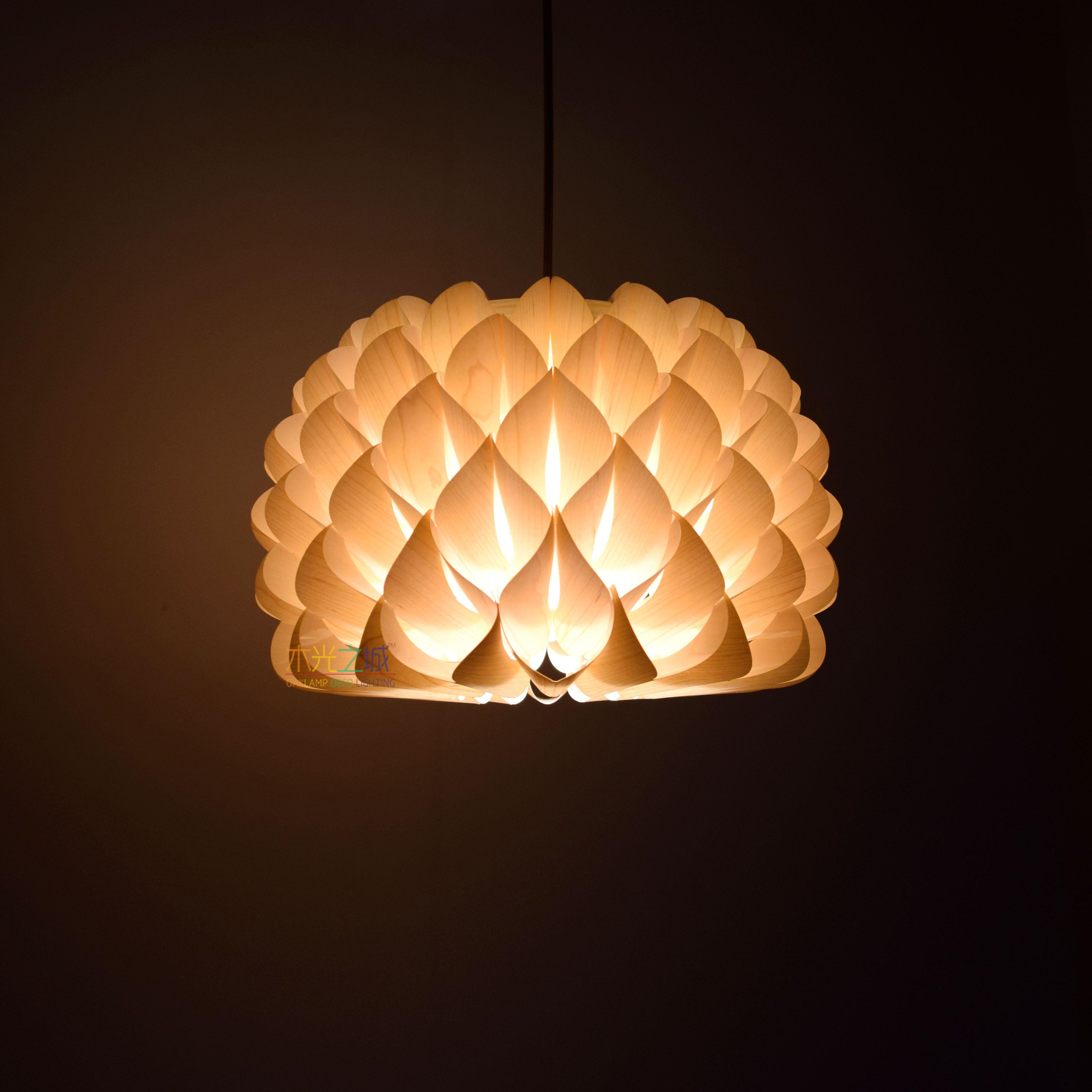 new pendant lighting. New Design!Pendant Light//Bloom Pendant Lamp,Maple Veneer//Modern Chandelier Lighting-Dining Lamp-Ceiling Light-Pendant Lighting