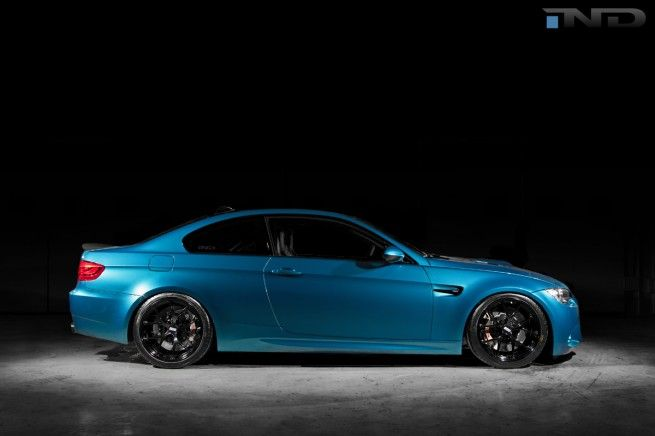 Bmw Super Bild Of The Day Atlantis Blue E92 M3 With Images