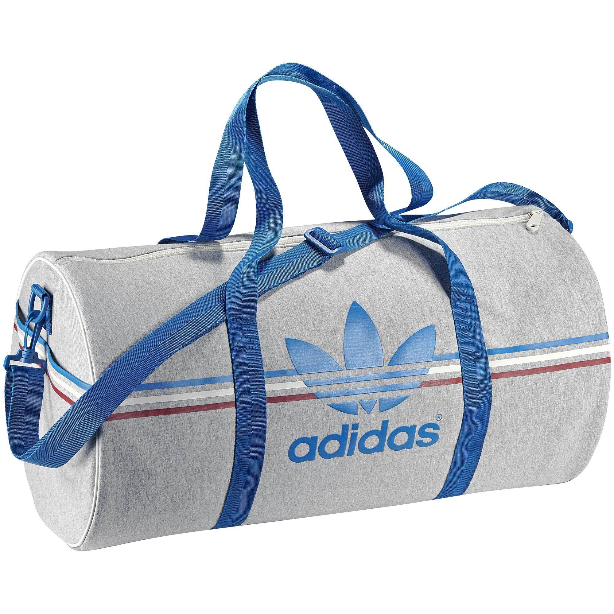 Jersey Duffel Max, Medium Grey Heather   Style   Pinterest   Bags ... 8bc5ee31d8
