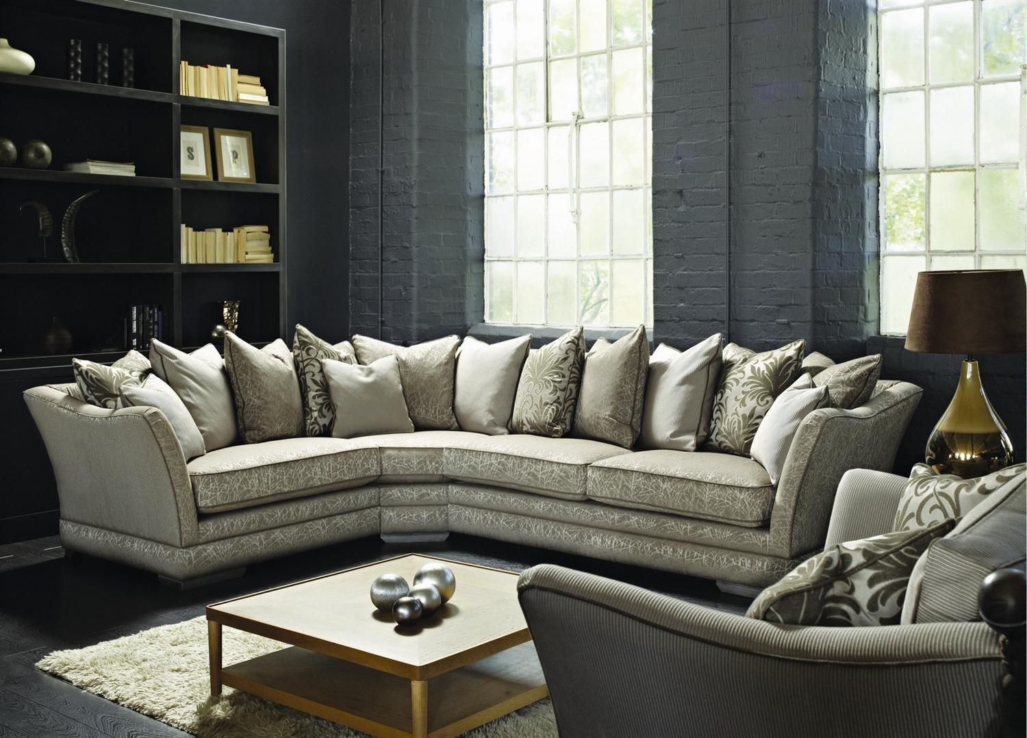 Ashley Manor Lansdowne Corner Group Sofa From George Tannahill Sons