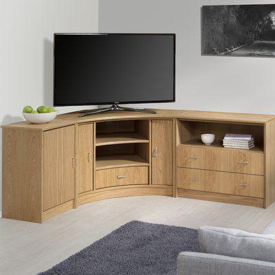 Regal Tv Unit For Tvs Up To 50 Quot Corner Tv Stands Corner
