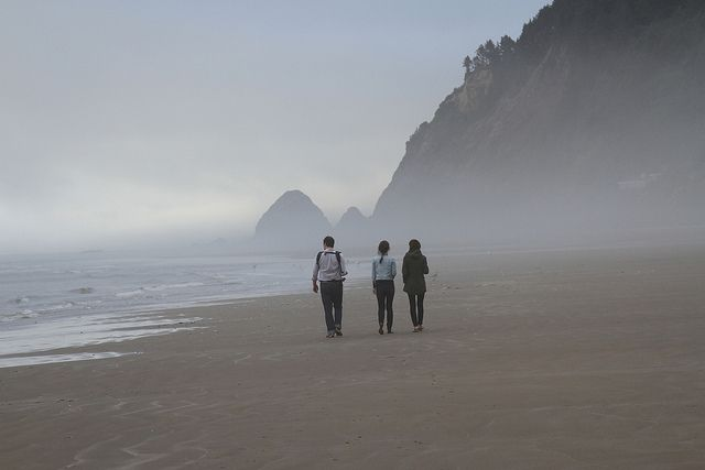three at falcon cove by reading my tea leaves, via Flickr