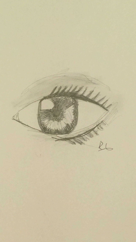My Eyes Drawing Ideias Para Desenho Desenhos Desenho