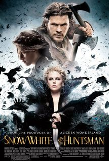 SnowWhite and the Huntsman...looks like it will be good