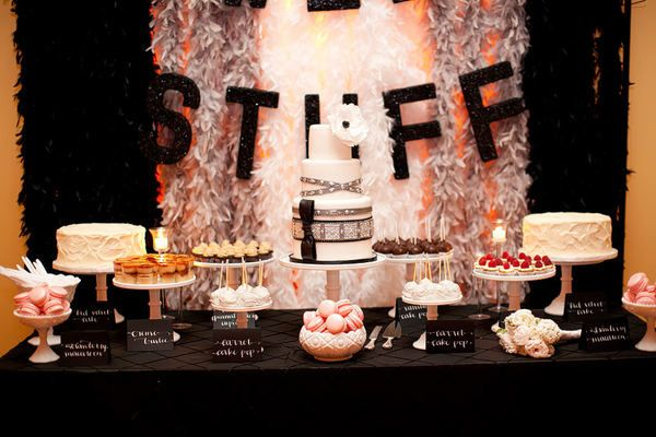 #dessert  Photography: Emily Faulknor Photographers - blog.emilyfaulknorphotography.com/ Coordination: Absolutely Events - absolutelyevents.net/  Read More: http://www.stylemepretty.com/2011/09/02/san-diego-wedding-by-emily-faulknor-photographers-2/