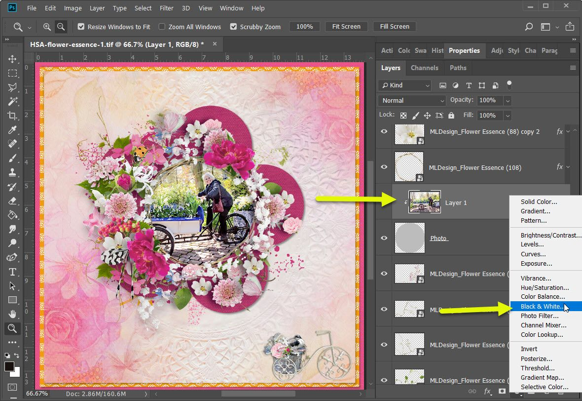 How To Stack Clipping Masks Clipping masks, Create