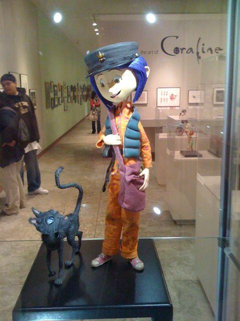 The Art Of Coraline Coraline Movie Coraline Jones Coraline Cat