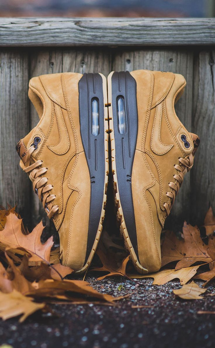 Men's Shoes sneakers Nike Air Force Max Premium Flax Pack