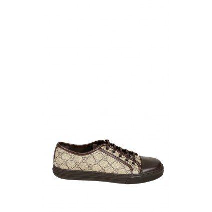 2a8df068e Gucci Sneakers California Low Gg Plus in Beige for Men (marron) | Lyst