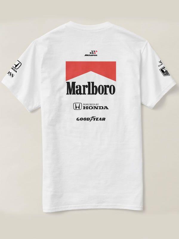 camiseta f1 retrô mclaren ayrton senna | stuff to buy | pinterest