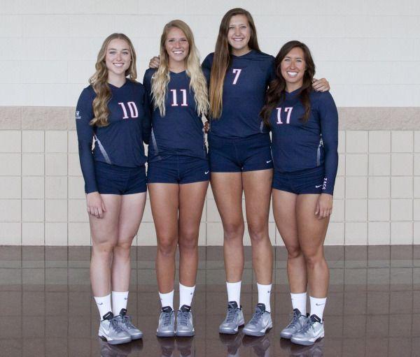 Experienced Volleyball Squad Awaiting 2015 Season Gonzaga University Athletics Volleyball News Volleyball Team Gonzaga University