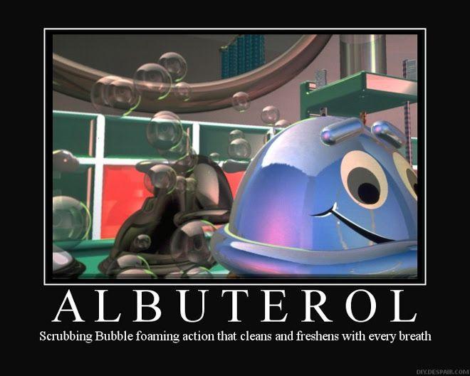 Doctor Prescribed Albuterol And Advair Respiratory Therapy Humor Respiratory Therapist Humor Respiratory Humor