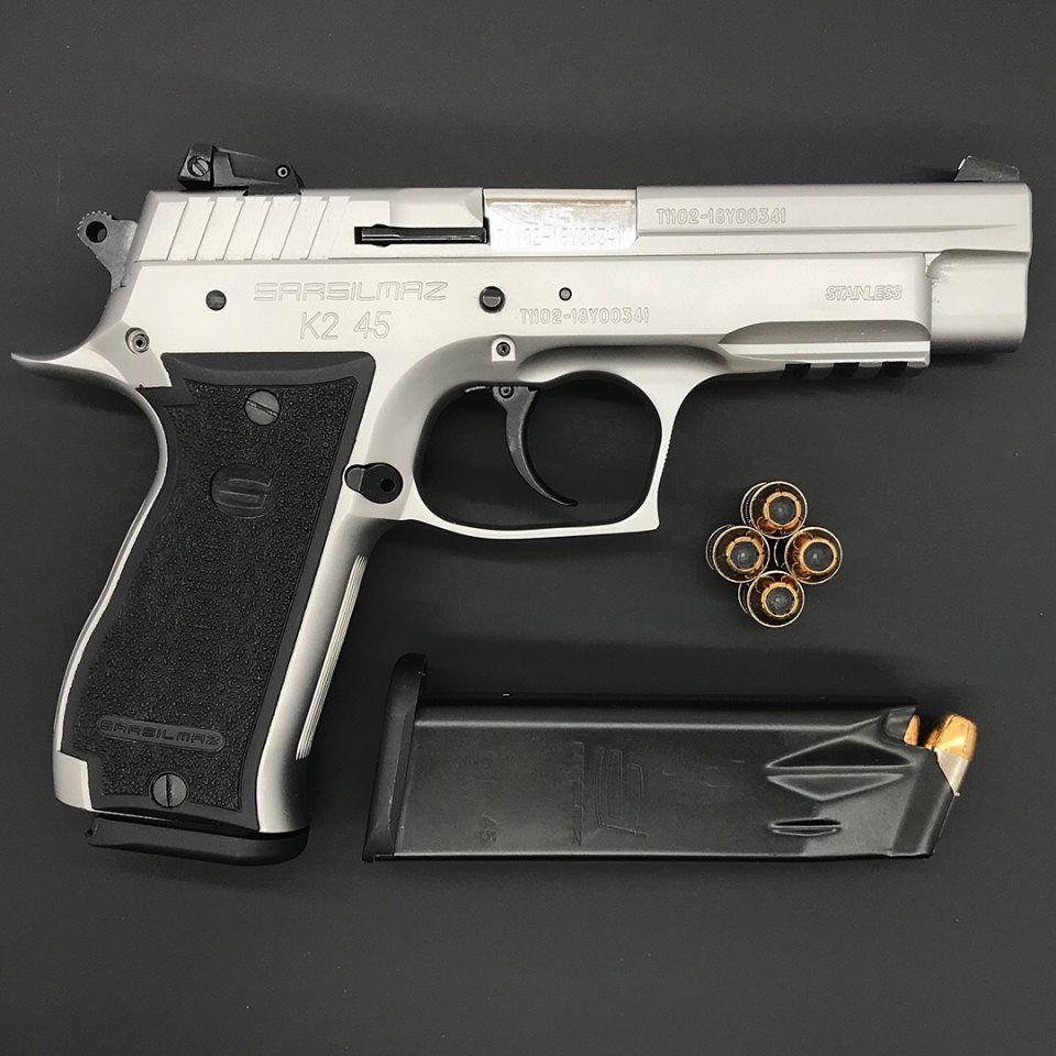 SAR USA K2 45 | 14rd high capacity mags #guns #ammo