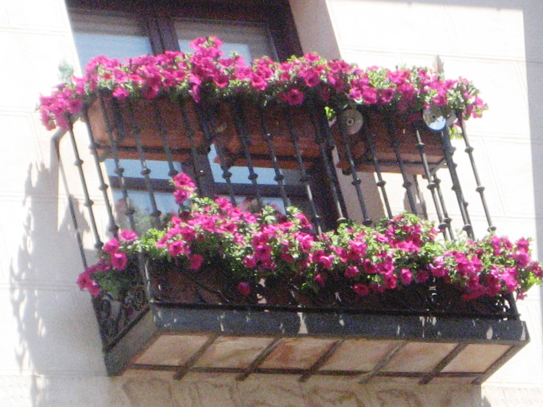 Resultado de imagen de macetas para balcones balcones - Macetas para balcones ...