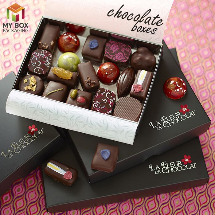We Offer Beautiful Chocolate Boxes For Gift Packaging Chocolatey