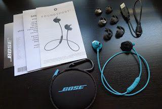 Audiosplitz Bose Soundsport Wireless Aqua Bose Wireless Stylish Headphone