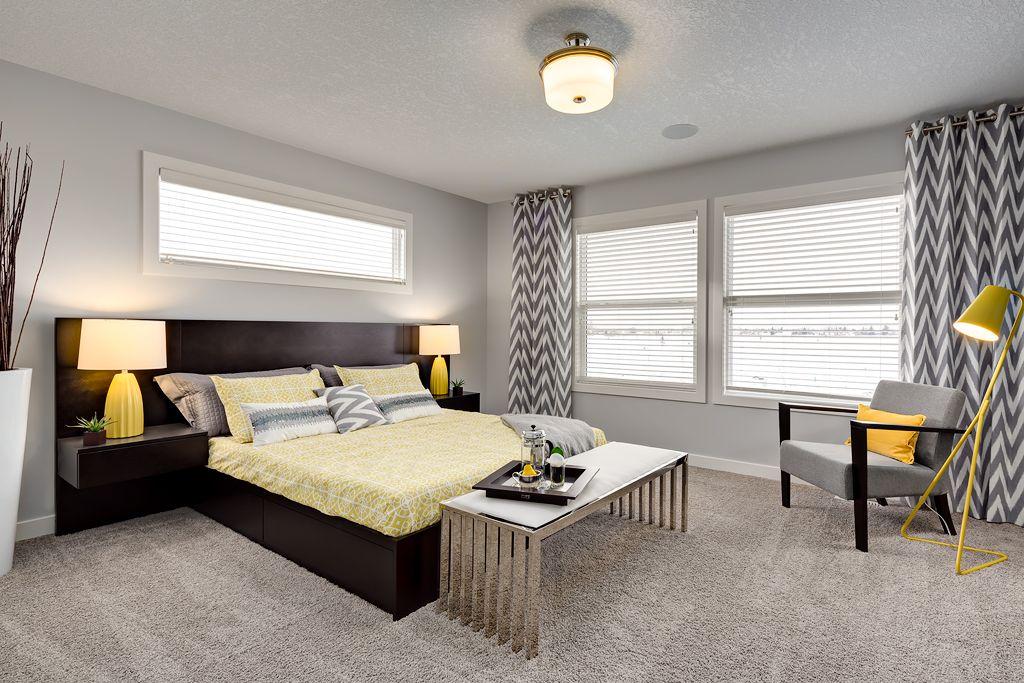 Manchester Model Master Bedroom