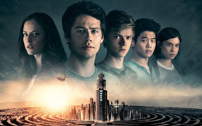 Watch Maze Runner: The Death Cure Full-Movie Streaming