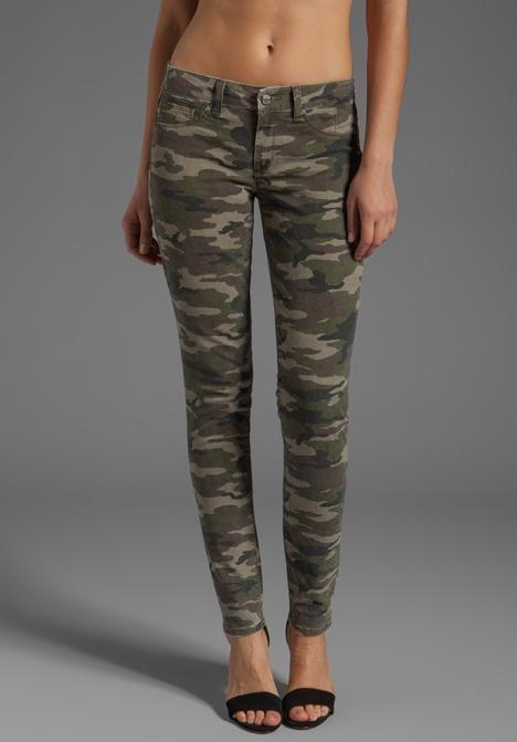 SOLD Design Lab Camo Jeans