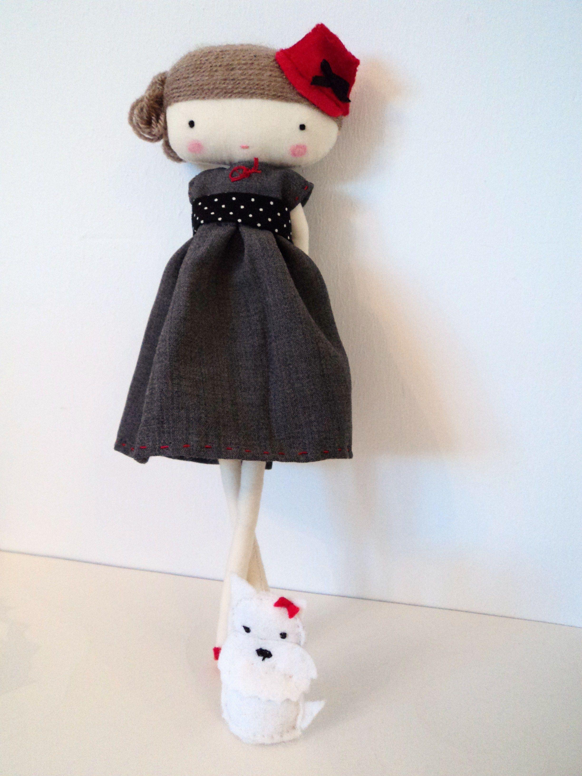 Muñecas adorables | Dolls, Softies and Craft