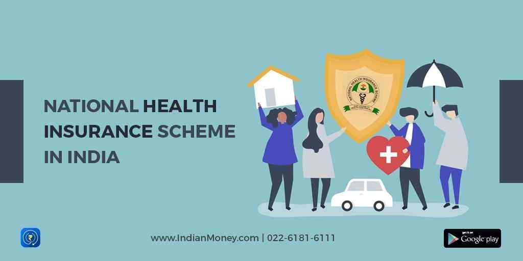 Good Screen National Health Insurance Scheme In India Concepts