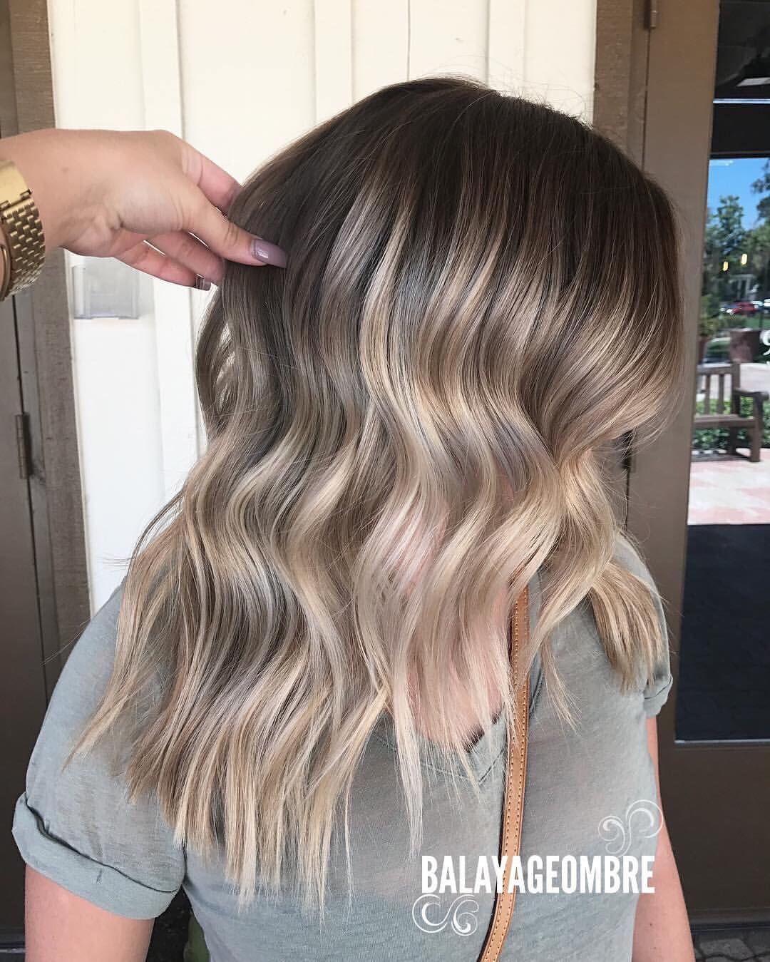 Tag: Balayage Hair