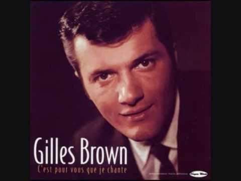 Gilles Brown (avec Yves Martin) - Il ne faut pas pleurer (1971)(avec par...