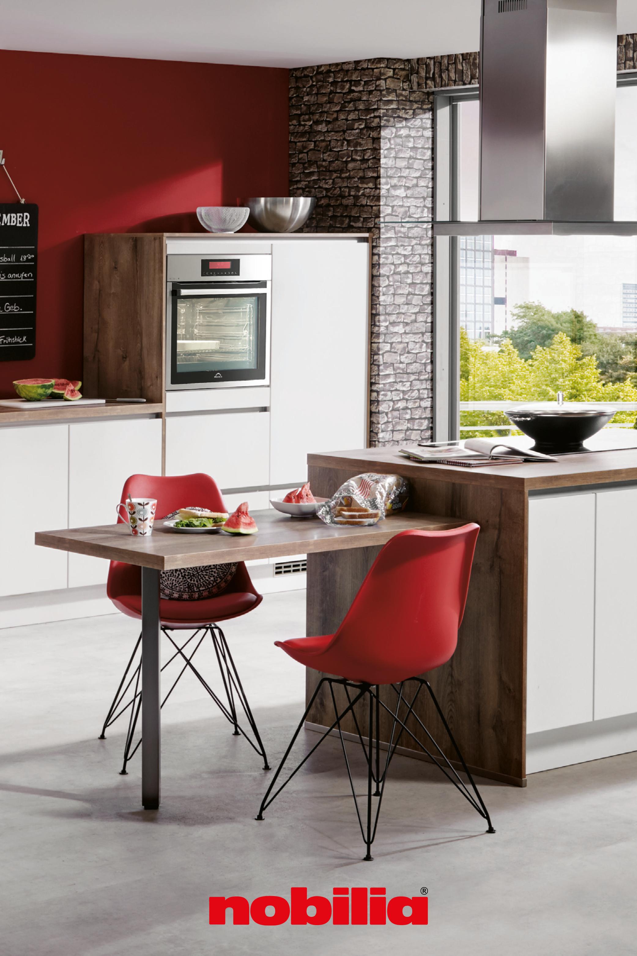 Flexibler Einsatz Von Arbeitsplatten In 2020 Moderne Kuche Kuchen Planung Wohnkuche