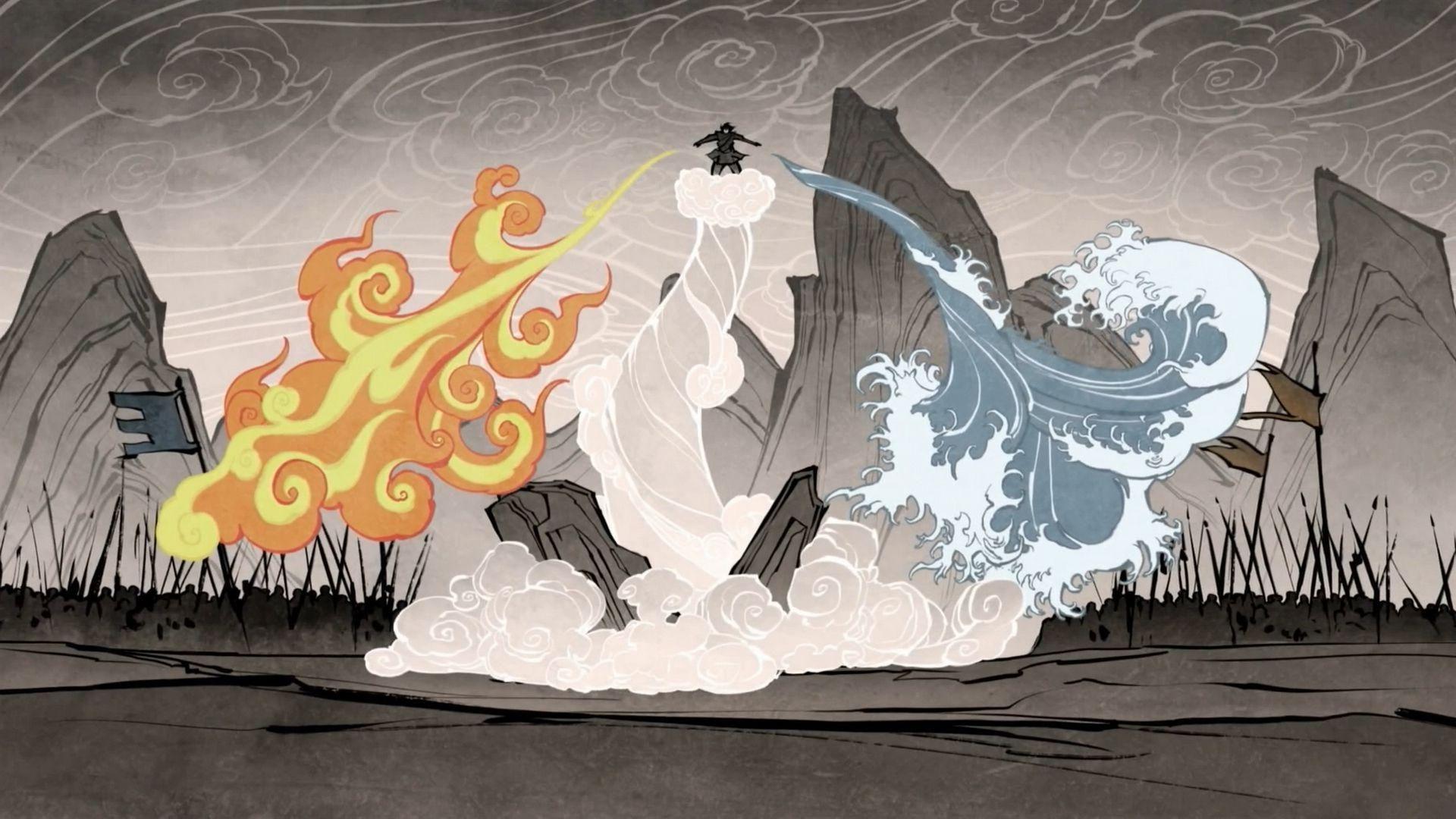 Avatar Last Airbender Desktop Wallpaper