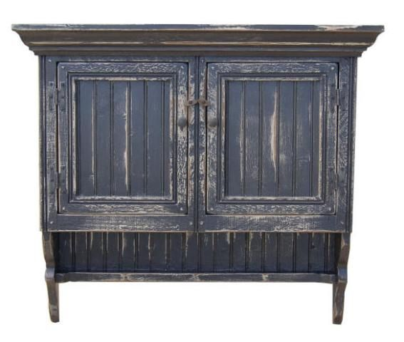 Double Medicine Cabinet-Country Rustic Primitive Furniture | house ...