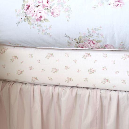 rachel ashwell shabby chic crib bedding