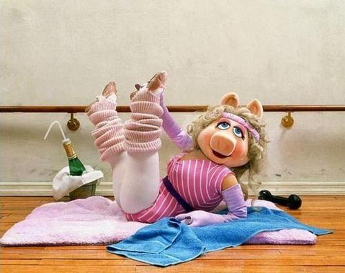 Gorgonia Cerdita Peggy Cerditos Muppets