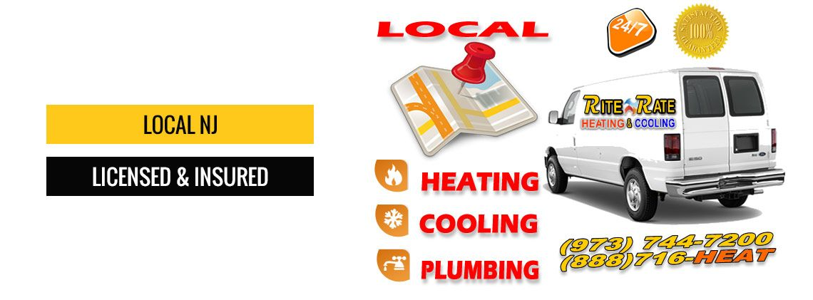 Heating Cooling Plumbing Service Nj Heating And Cooling Air