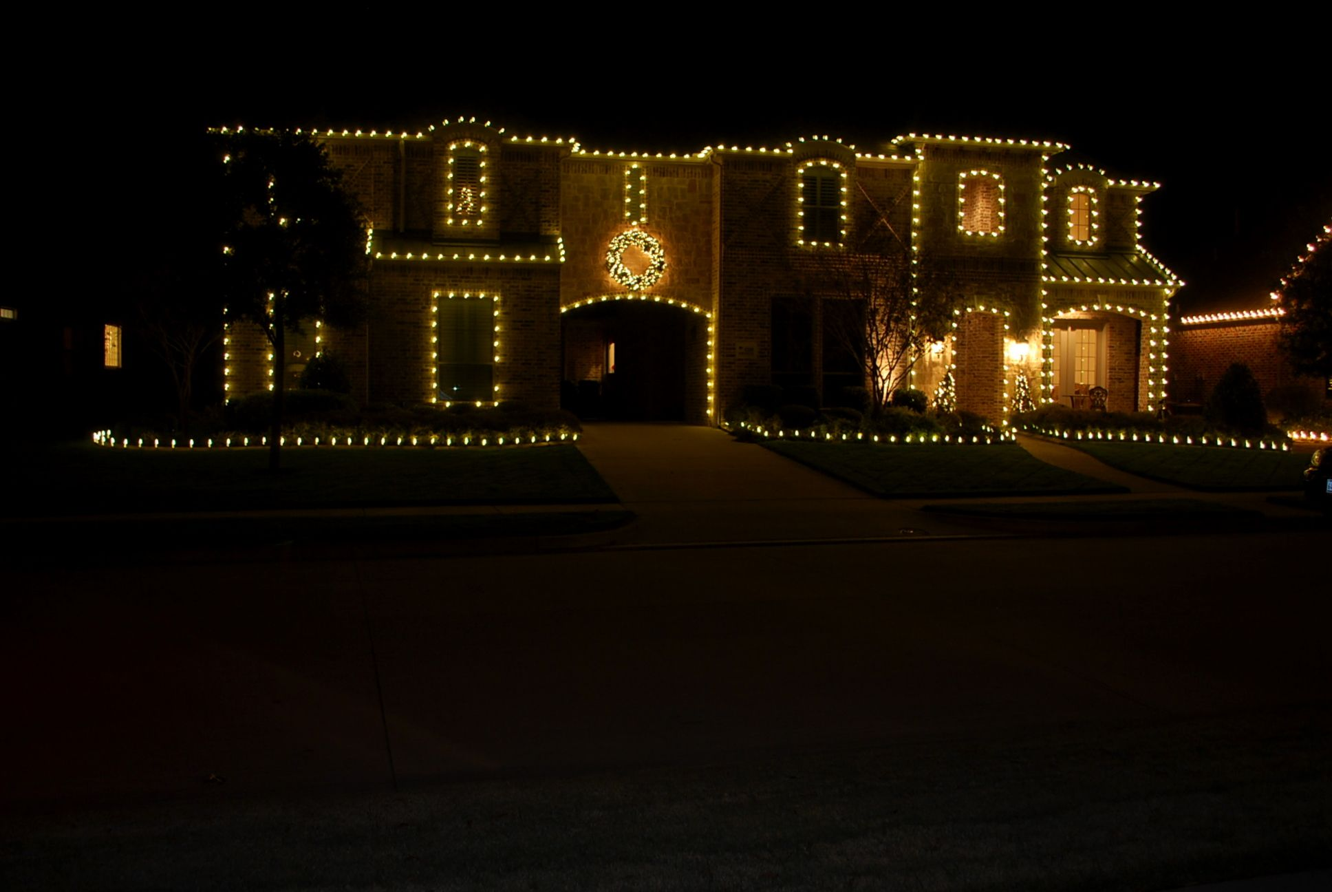 warm white led christmas lights google search