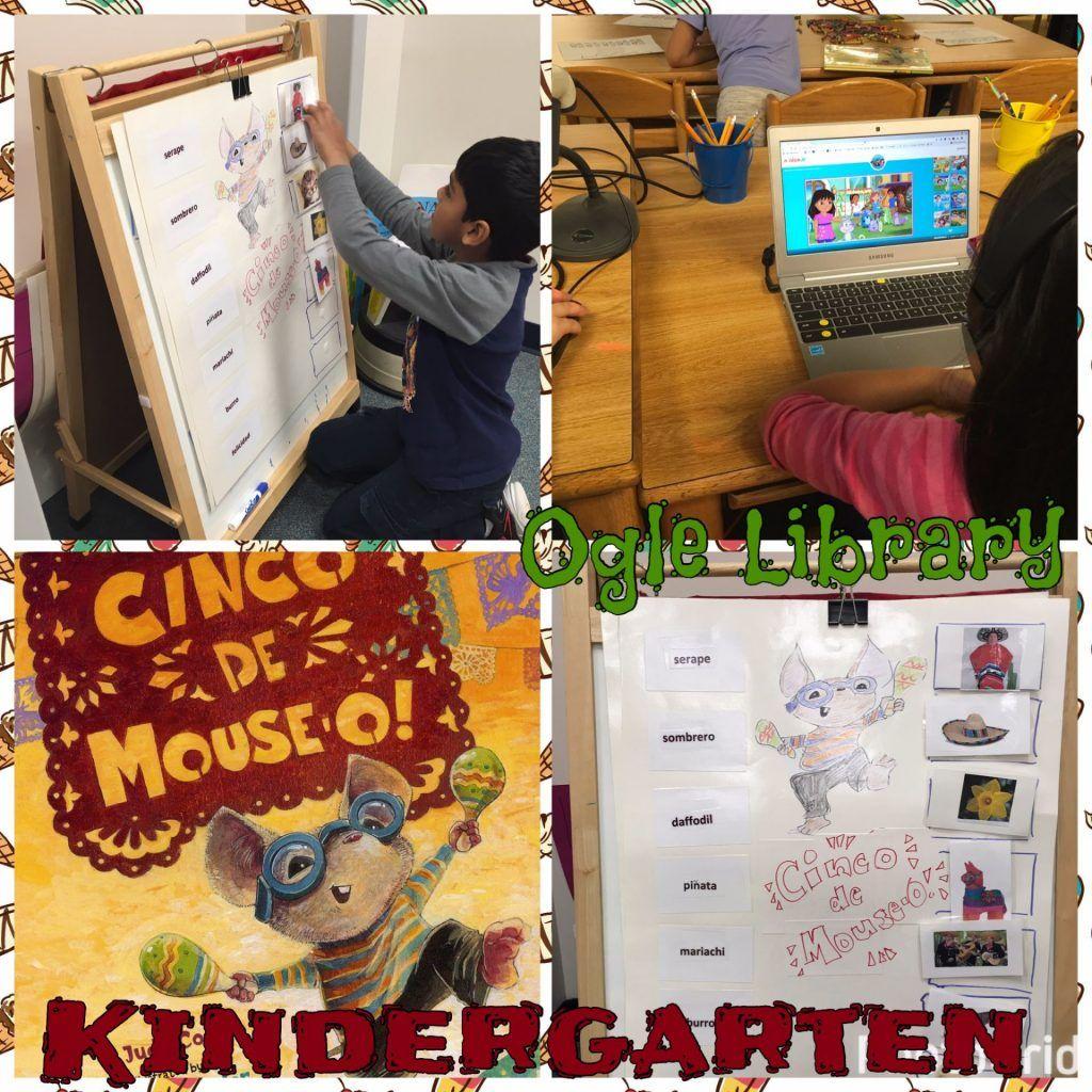 Cinco De Mayo With Kindergarten