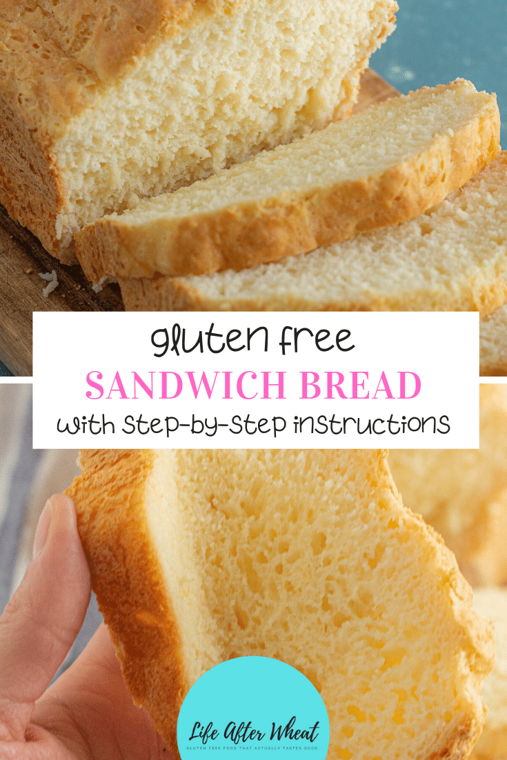 Gluten Free Bread The Best And Softest Recipe Life After Wheat Recipe In 2020 Gluten Free Bread Recipes Gluten Free Sandwiches
