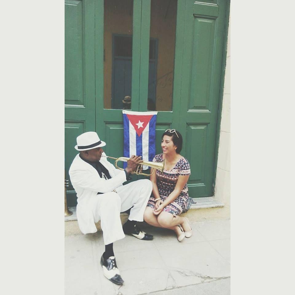 """Heydi Hernandez de Ciudad México dice """"Me enamoré de Cuba ¡Muchas gracias!"""" #fotos #lectores https://www.facebook.com/CubanosGuru/"""