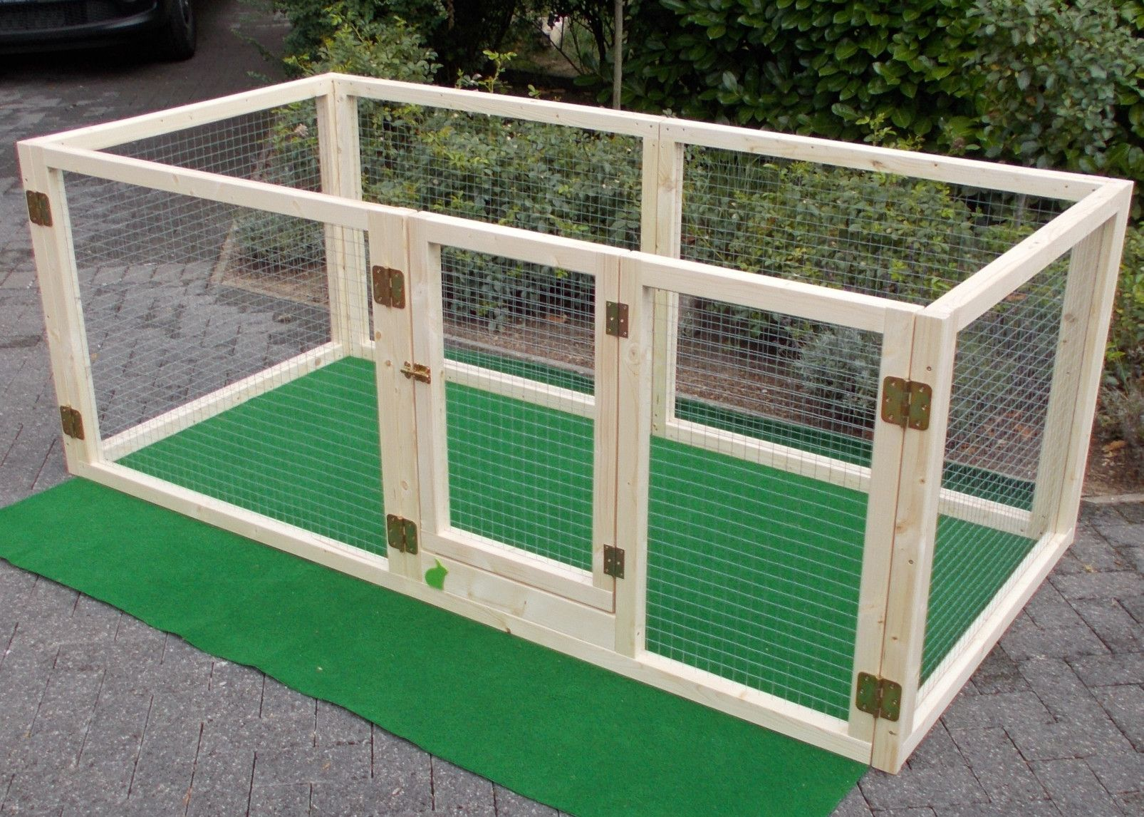 Gehege Klopfer Zum Erweitern Gehege Kaninchengehege Selber Bauen