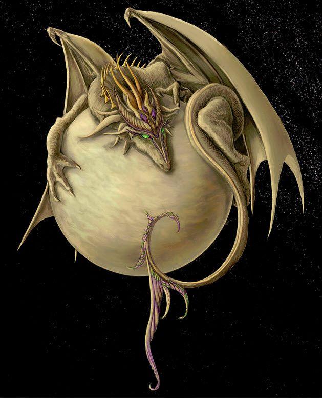 Rob Carlos - Venus Dragon