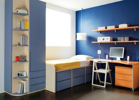 Muebles para dormitorios juveniles infantiles dormitorios en 2019 pinterest bedroom room - Pintar habitacion juvenil nina ...
