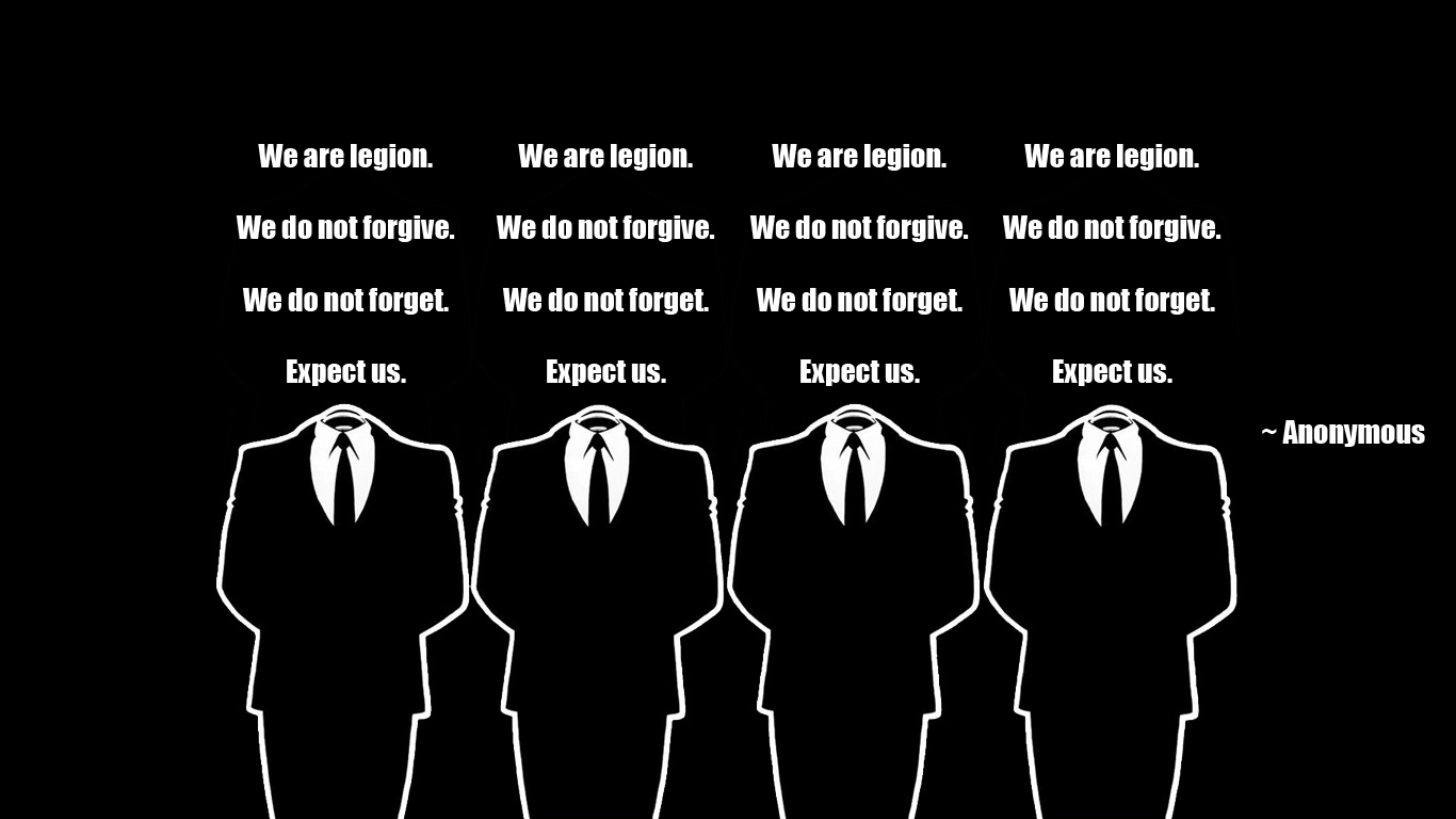 Anonymous Quotes We Are Legion Google Search 6Logo
