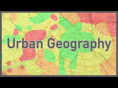 Urban Geography Why We Live Where We Do Youtube Geography Ap
