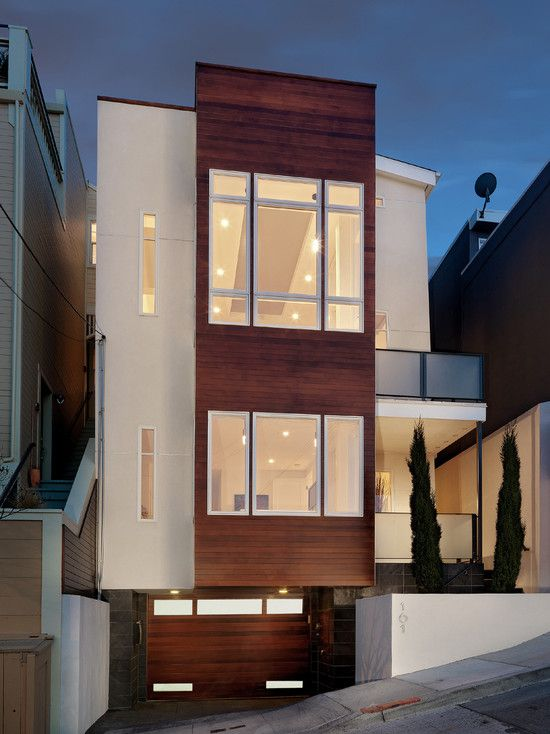 Superb Excellent Modern House Exterior With Transparent Glass Window And Largest Home Design Picture Inspirations Pitcheantrous
