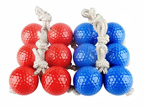 Sunfung Ladder Toss Ball Replacement Bolos Bolas Golf With Real